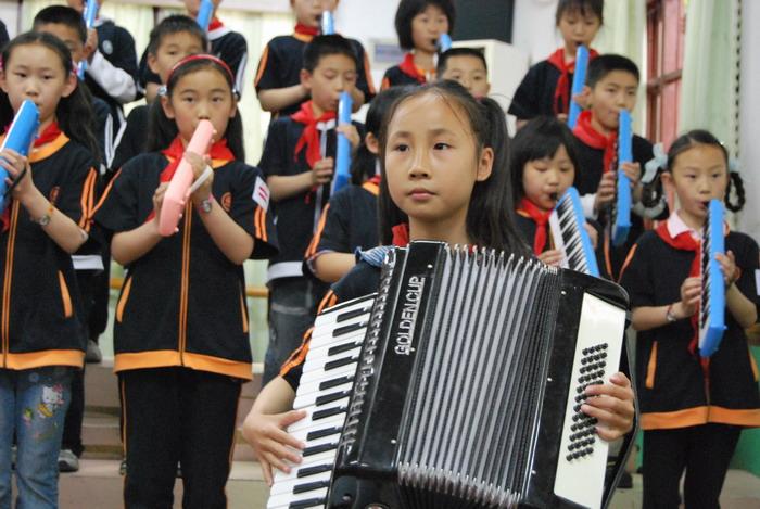 9年5月12日三年级口风琴比赛35