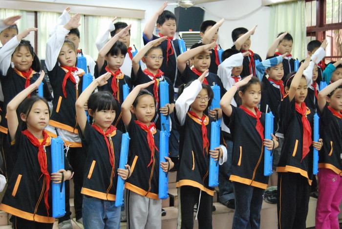 9年5月12日三年级口风琴比赛33