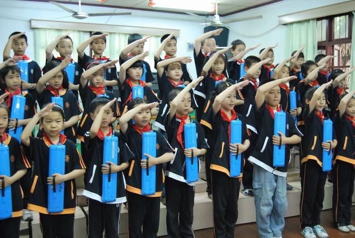 9年5月12日三年级口风琴比赛25