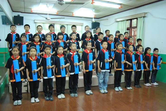 9年5月12日三年级口风琴比赛19