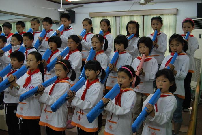 9年5月12日三年级口风琴比赛13