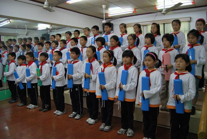 9年5月12日三年级口风琴比赛11
