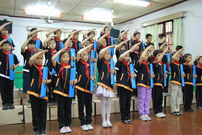 9年5月12日三年级口风琴比赛10