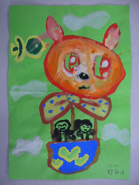 水粉画 兴趣班美术作品选